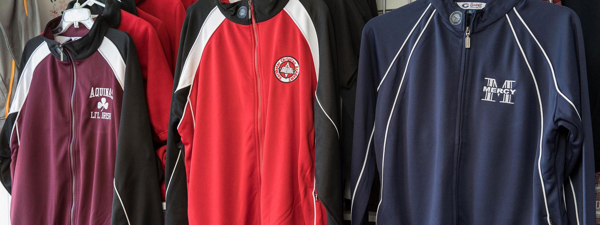 Stitchworks - school uniforms - embroidery - Rochester